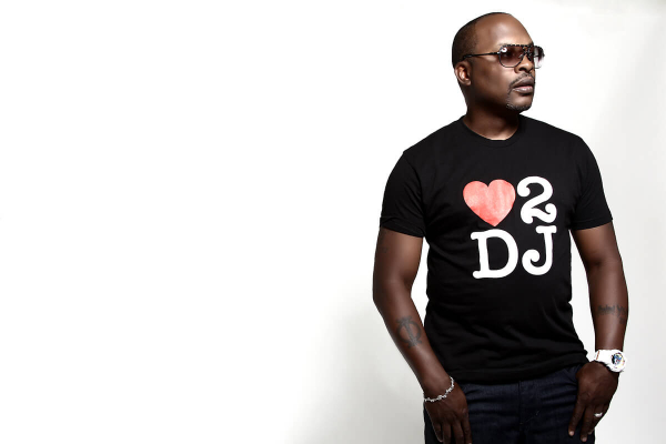 """The quest was everything"": We talked to DJ Jazzy Jeff about breakbeats and dubplates"