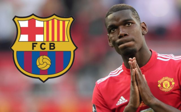 Paul Pogba makes two big demands to Barcelona if he's to seal transfer from Manchester United