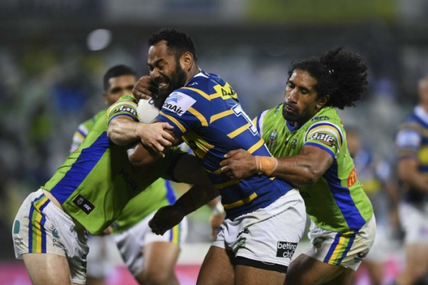 Williams sacked by the Eels after failing drug test