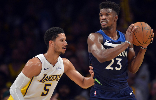 NBA Rumors: Jimmy Butler Requests Trade From Timberwolves