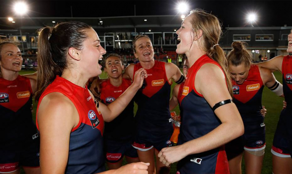 Looking back to the 2017 AFLW draft