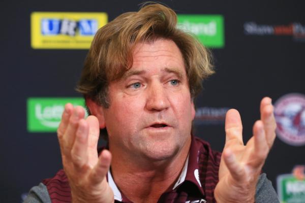NRL: Manly yet to say goodbye to Barrett