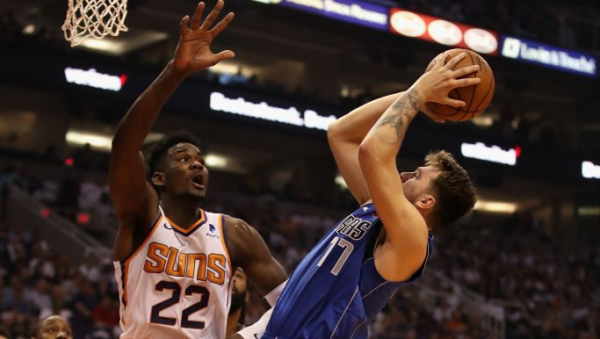 Three Things to Know: Deandre Ayton outduels Luka Doncic in rookie showdown