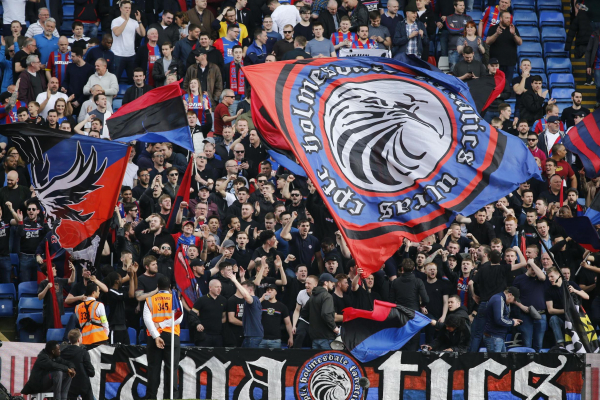 Crystal Palaces Holmesdale Fanatics move unworkable, say unhappy season ticket holders