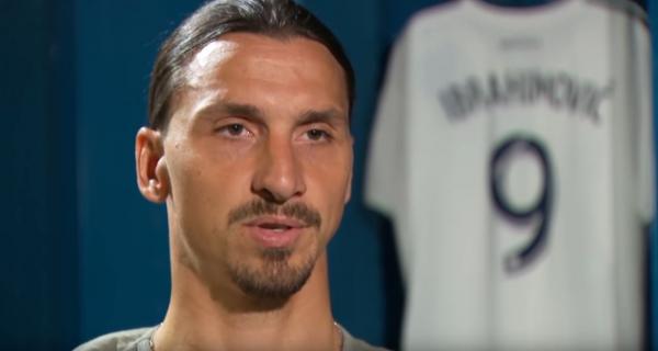 Zlatan Ibrahimovic speaks out on Manchester United return link
