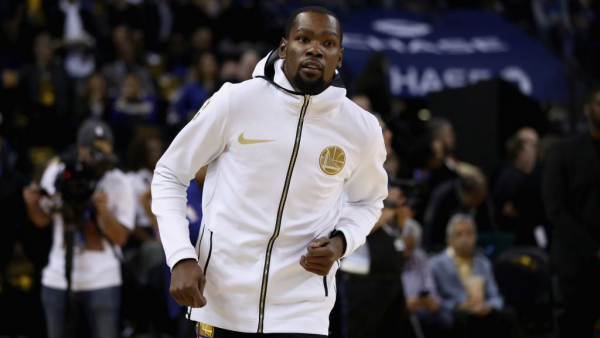 Report: Knicks, Lakers, Clippers will pursue Kevin Durant in free agency