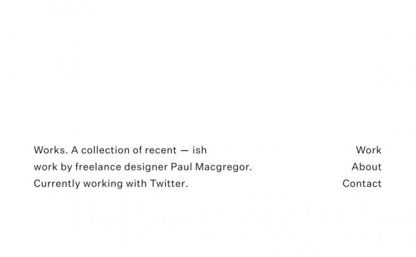 Paul Macgregor