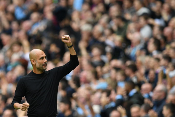 Pep Guardiola could name strongest Manchester City team for the first time in over a year... sorry Burnley