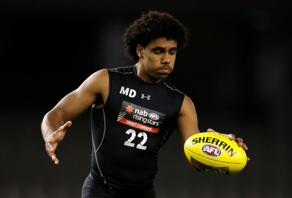 History in the making as Cats and Pies trade picks