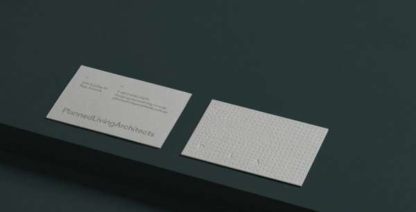 Planned Living Architects Identity