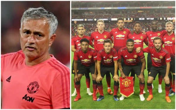 Jose Mourinho ready to change Manchester United star's position to boost the form of two players