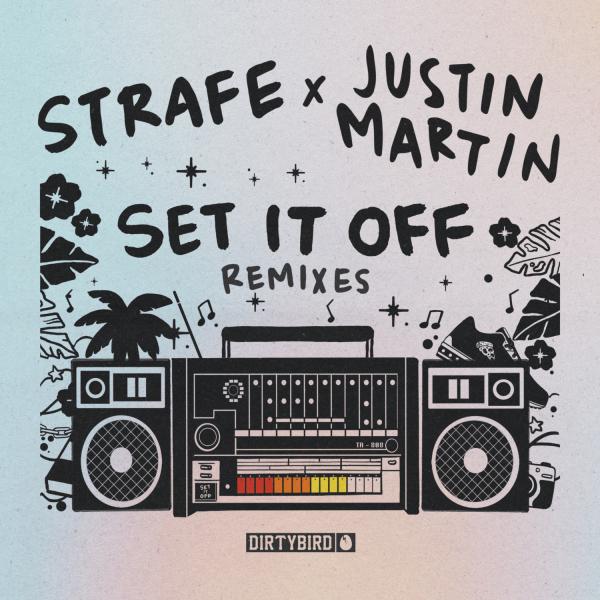 Strafe X Justin Martin – Set It Off Remix review