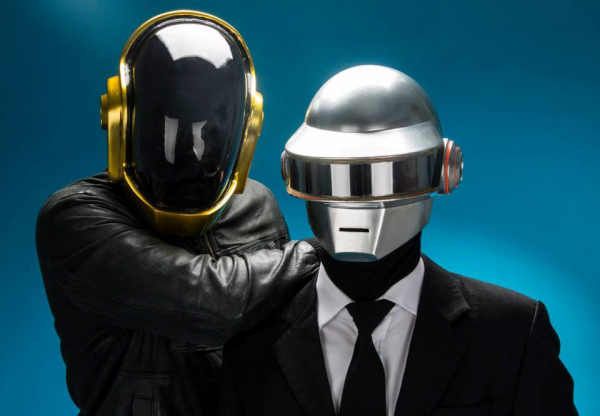 Daft Punk member Thomas Bangalter shows off acidic new techno record