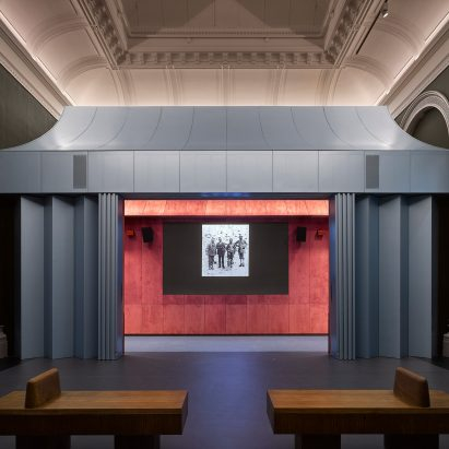 David Kohn designs V&A Photography Centre to hold museum's delicate collection