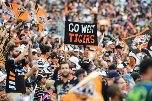 Could Balmain going under see Wests Tigers become the Magpies?