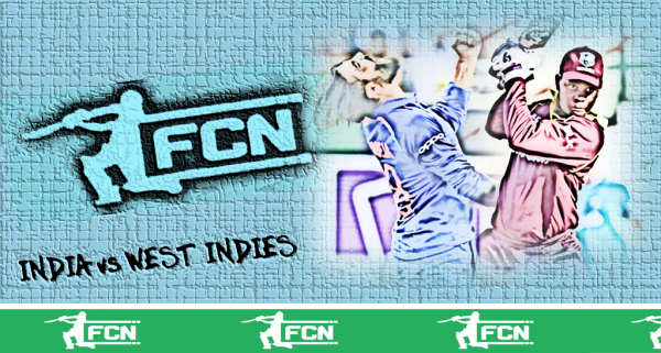 2nd ODI – India V West Indies – FCN Preview