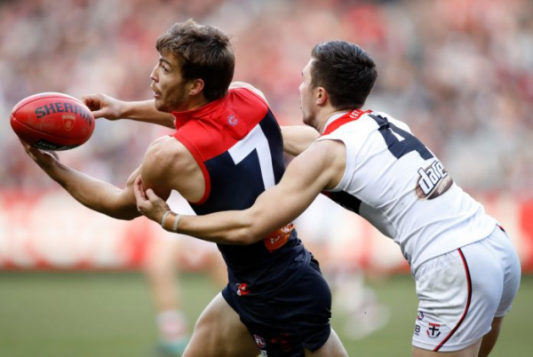DONE DEAL: Melbourne move up draft order after pick swap with St Kilda