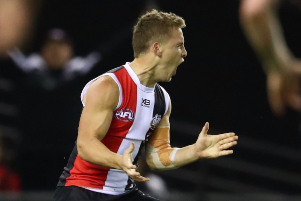 Saints confirm two-year extension for goalsneak
