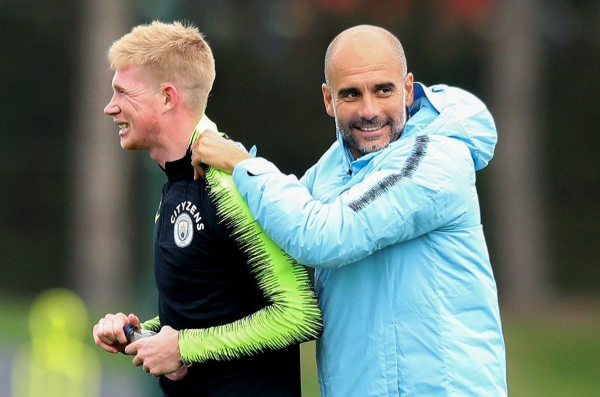 Kevin De Bruyne tells Manchester City he's ready to start against Burnley