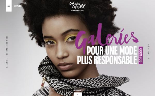 Galeries Lafayette – Le magazine Mode