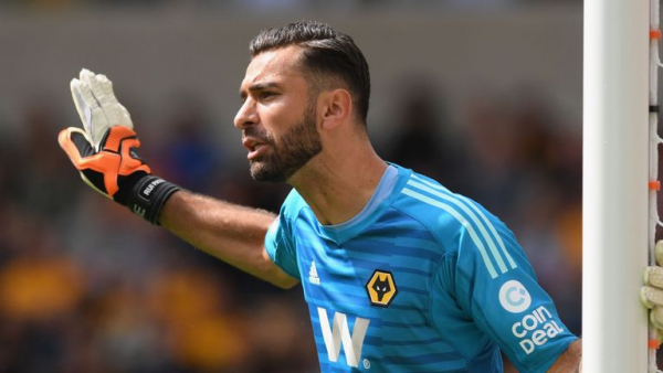 Wolves close to settling Patricio fee