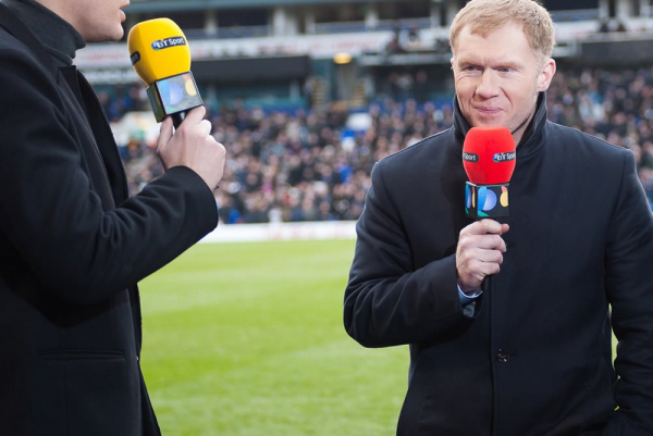 Paul Scholes: Liverpool FC are 'laughing' at Man United