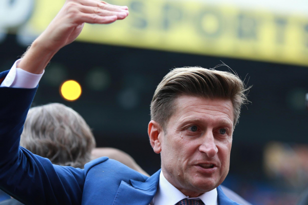 Crystal Palace chairman Steve Parish to meet frustrated fans displaced by new singing section