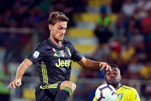 Why Chelsea missed out on Juventus defender Daniele Rugani