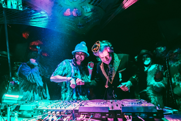 Desert Hearts take House, Techno, & Love on another round across the states + release Damian Lazarus' iconic 4-hour set