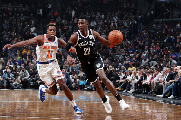 Caris LeVert can thrive as a point forward for the Nets this season