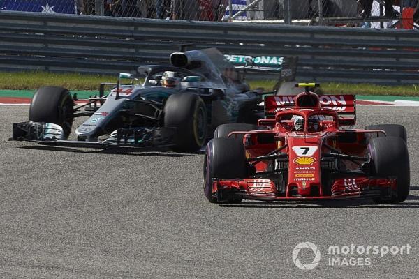 Mercedes modified wheel rims to avoid risk of Ferrari protest