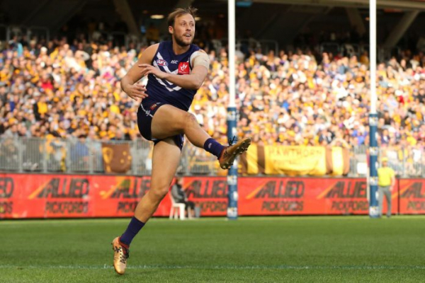 JUST IN: Dockers confirm four delistings