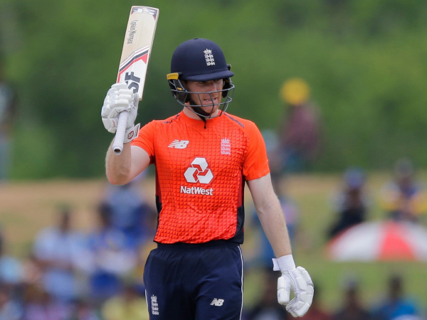 Eoin Morgans captains innings gives England series lead over Sri Lanka in rain-affected second ODI