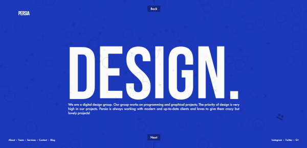 Loud and Magnetic: Big Typography Amplifies Messages