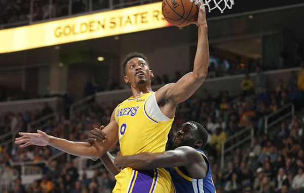 Lakers Sign Johnathan Williams To Two-Way Contract, Waive Travis Wear