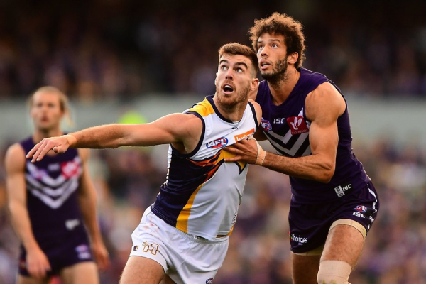 Former Freo ruckman set for AFL revival