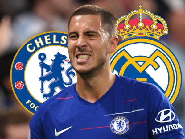 'Slavery was abolished a long time ago' - Hazard will leave Chelsea, says ex-Real Madrid president