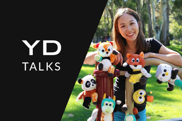 YD Talks: With Marissa Louie. Designer, Entrepreneur, and Creator of Animoodles