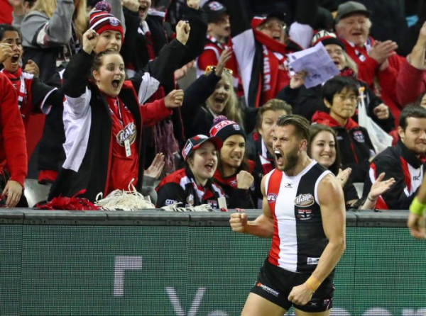 St Kilda announce another delisting