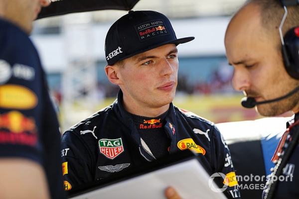 """Verstappen denied """"dangerous"""" MotoGP run by Red Bull"""
