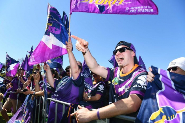 Melbourne Storm keen to pursue fan-ownership model