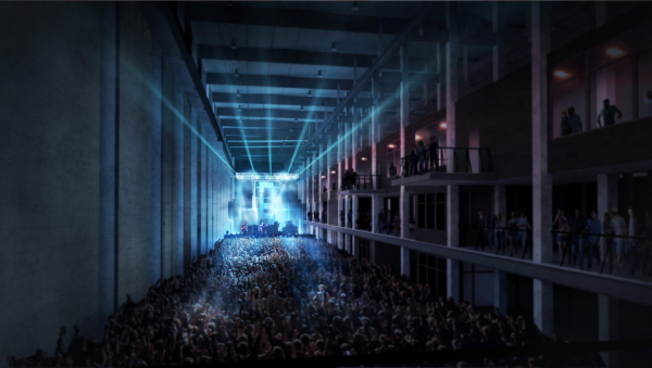 Printworks London attendee breaks pipe doing chin ups, causes venue to flood