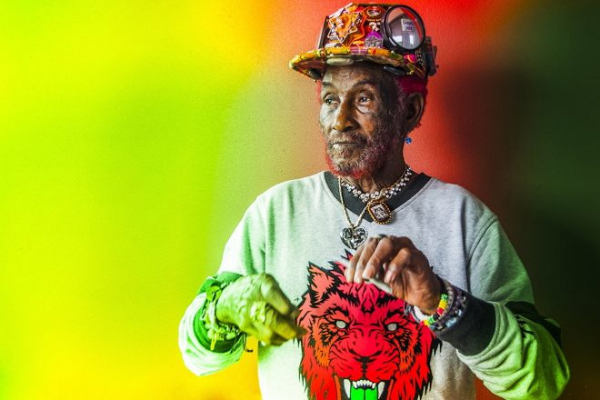 "Lee ""Scratch"" Perry embarks on 'Blackboard Jungle Dub' 45th Anniversary Tour"