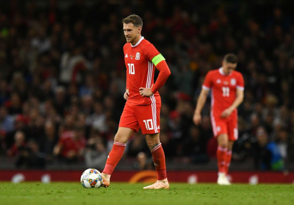 Everton preparing contract offer for Arsenal star Aaron Ramsey
