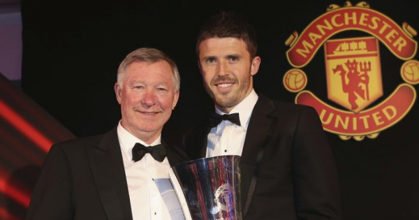 Carrick reveals how Sir Alex told players he was retiring