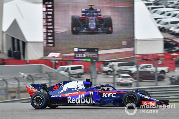 Hartley: My form against Gasly worthy of Toro Rosso stay