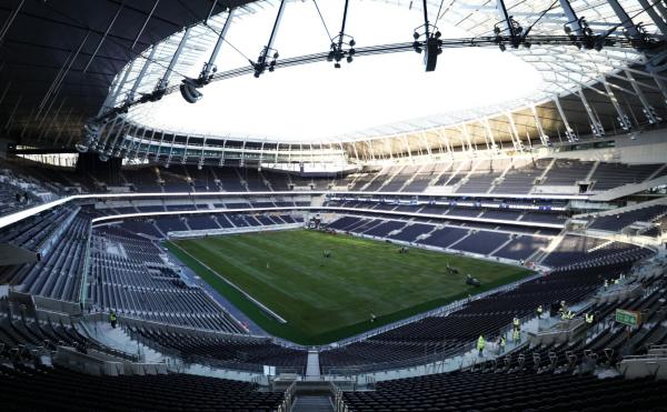 Tottenham targeting Burnley clash on December 15th to open new stadium