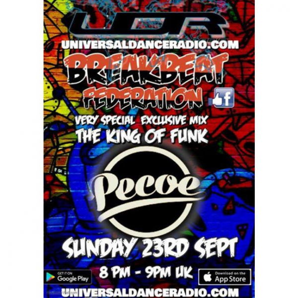 Pecoe – Breakbeat Federation Mix