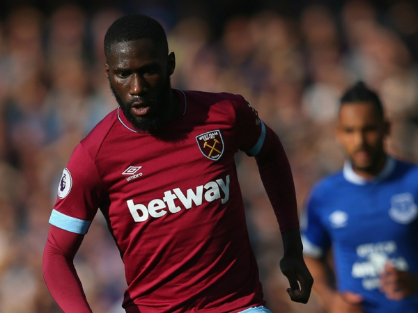 West Ham sweat on Arthur Masuaku's fitness ahead of London derby