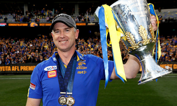 Eagles' fans pleased with premiership coach